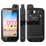4G LTE Zello PTT Walkie Talkie Android Waterproof Smart Phone