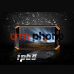 Just Arrival Guophone V16 Zello Smartphone PTT Two Way Radio GPS Waterproof IP68 5inch 4800mah