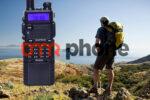 Baofeng DM-8HX Digital 2-ways Radio Walkie Talkie DMR Analog Dual Band UHF/VHF 5W 3800 mAh