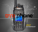 Newest TYT MD-398 PORTABLE DMR RADIO 10W GPS WATERPROOF IP67 UHF 400-470MHZ