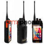 Runbo K1 IP67 Waterproof Smarpthone DMR UHF Walkie Talkie 4G LTE Rugged Android Quad GPS POC