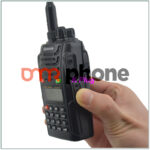 WOUXUN KG-UVD1PProfessional Handheld Two-way Radio with Dual Frequency Dual Display Dual Standby