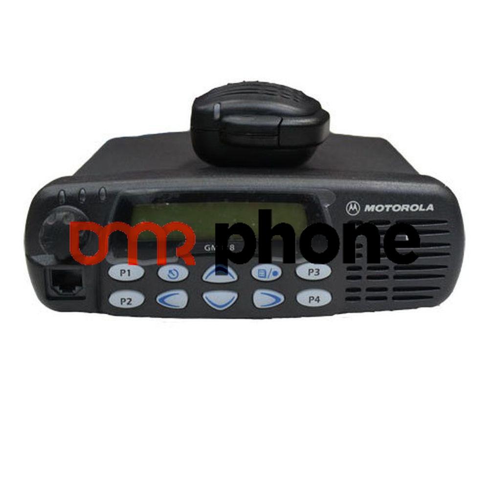 Motorola Gm338 Uhf Vhf Mobile Base Station Radio
