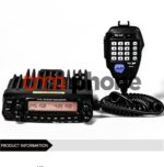 Anytone AT-588UV AT-5888UV Dual Band Vehicle-Mounted Mobile Radio