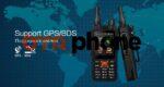 Zello Android Walkie Talkie PTT Smartphone F22+ plus Enhanced GSM WCDMA Antenna
