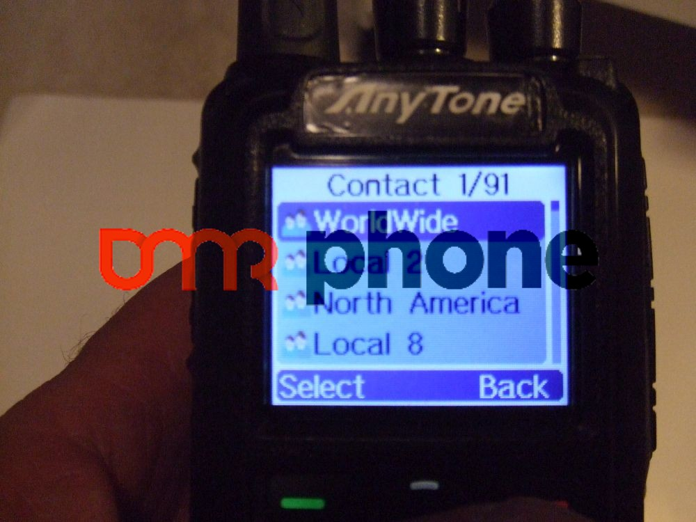 Anytone AT-D868UV Firmware 2 27 GPS DMR Dual Band Analog Digital Radio