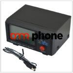 Nissei DG-503 Digital SWR & Watt Meter 1.6-60MHz/125-525MHz