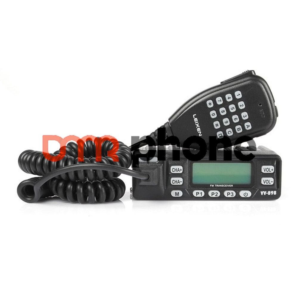 Newest TYT TH-9800 Plus Cross Band Quad Band Mobile Radio