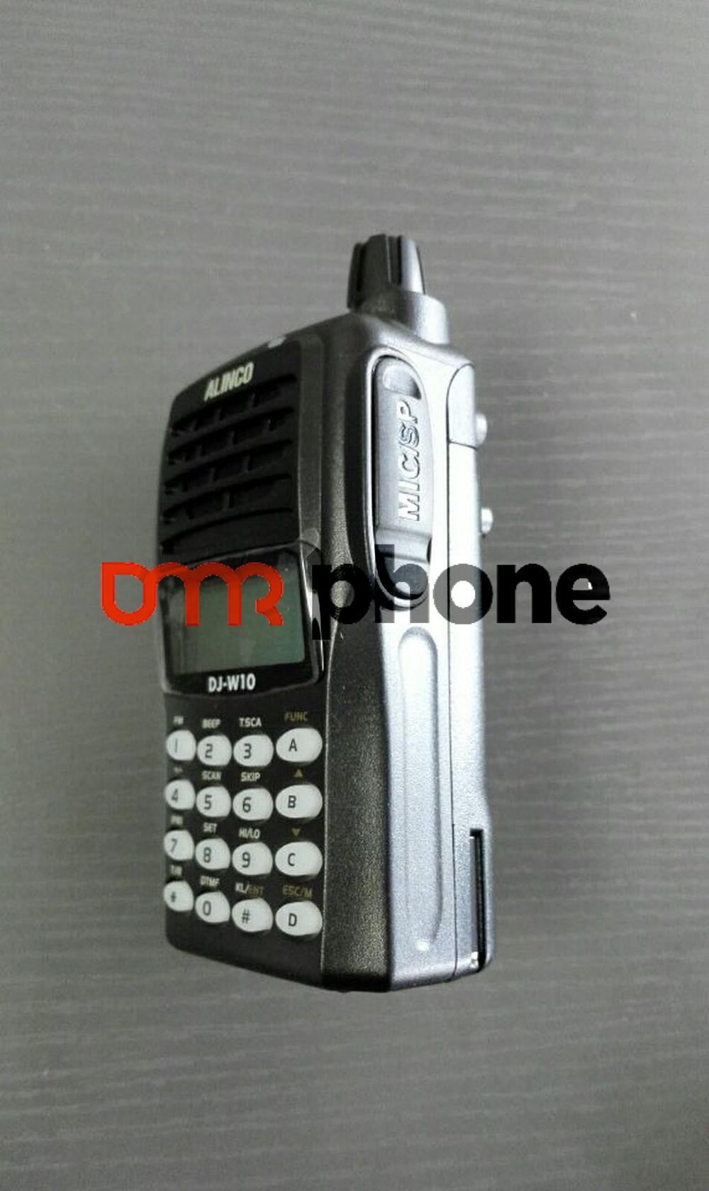 Alinco Dj W10 Ht Vhf Fm Transceiver Handheld Walkie Talkie