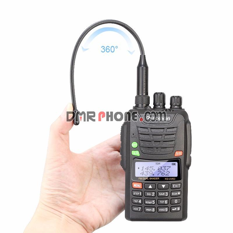 Wouxun KG-UV6D UHF VHF Dual Band Multifunctional Two-way Radio
