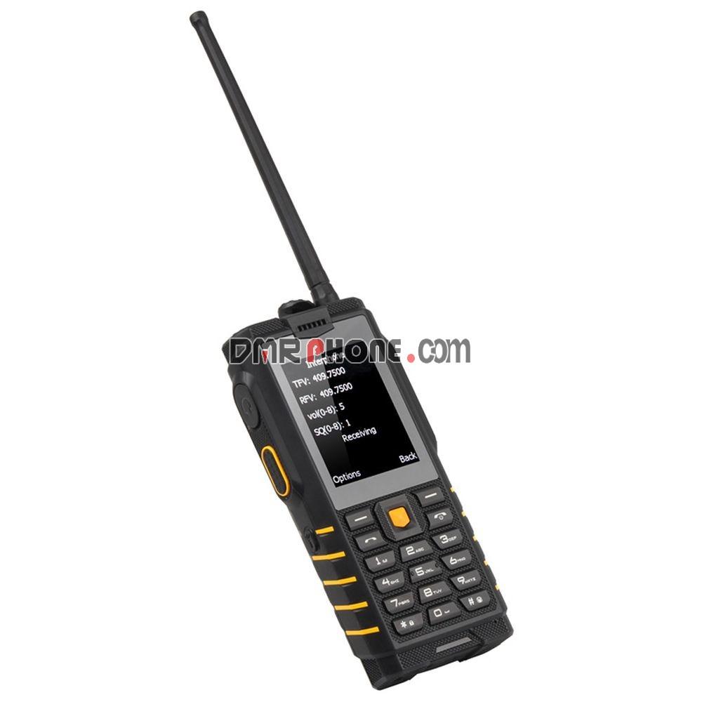 Ioutdoor T2 Mobile Phone Network Two Way Radio GSM IP68 UHF