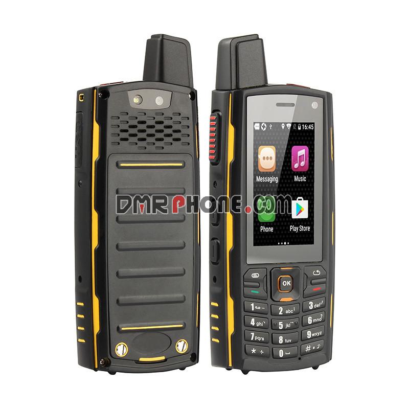Talinfone T301 IP67 Waterproof 4G Signal Smart Phone Zello Walkie Talkie