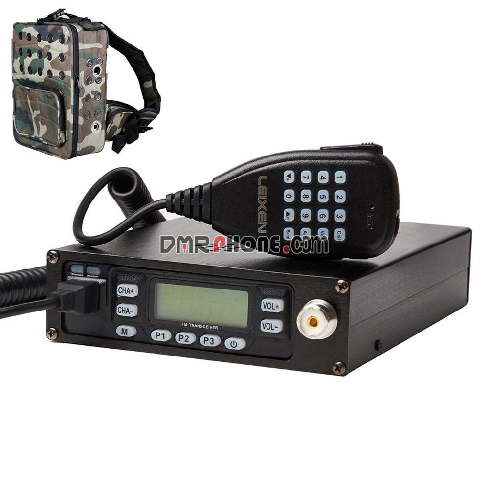AnyTone AT-5888UV Tri-Band Mobile Radio - Digital Mobile
