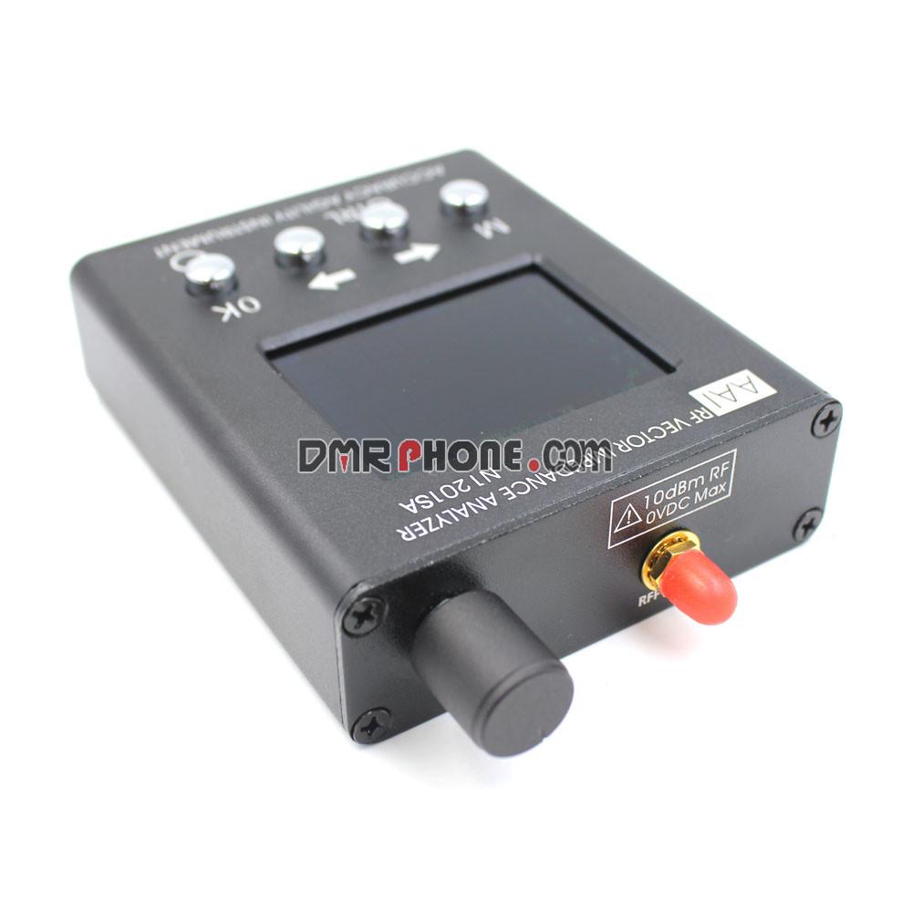 N1201SA+ UV/GSM Antenna Analyzer Frequency Range 35mhz-2700mhz