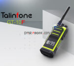 Newest 10W Walkie Talkie Talinfone GT-10F Rugged UHF VHF Hidden Display
