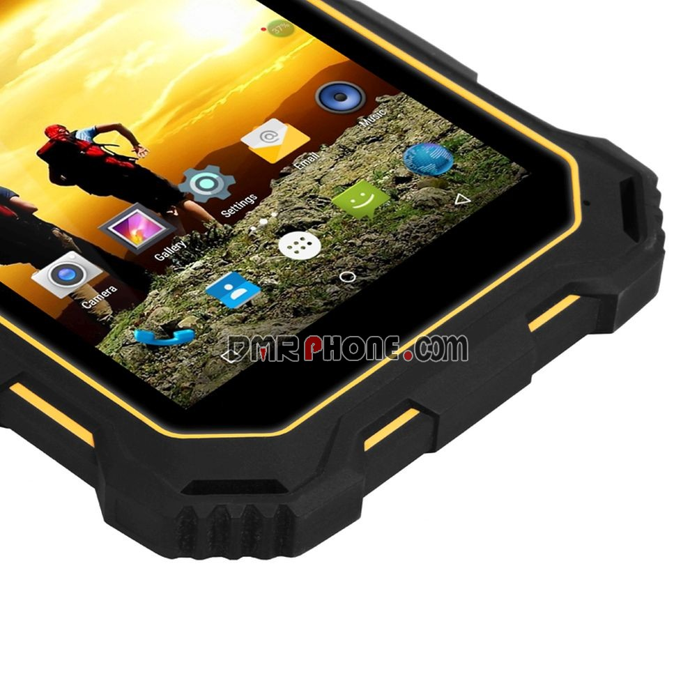 NFC Zello Android IP68 Waterproof Rugged Tablet PC SIM Card S933L TV Box