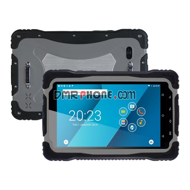 Hugerock T70V2 Rugged Tablet4G 7 Inch Sunlight Readable Screen 9650mAh