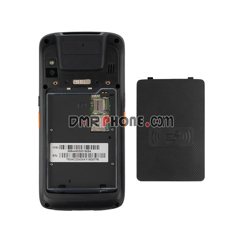 UNIWA M598 1D/2D Rugged Handheld Terminal 4G Phone 5 Inch PDA Barcode Scanner