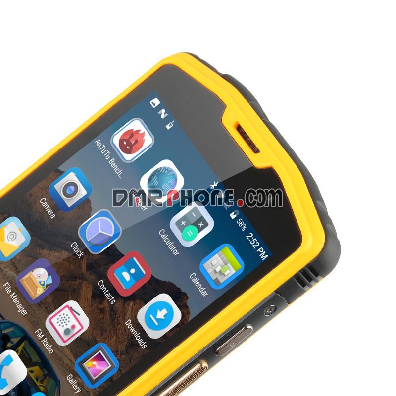 UNIWA S962B Discount Smartphone 4G PTT Walkie Talkie NFC OTG 5 Inch