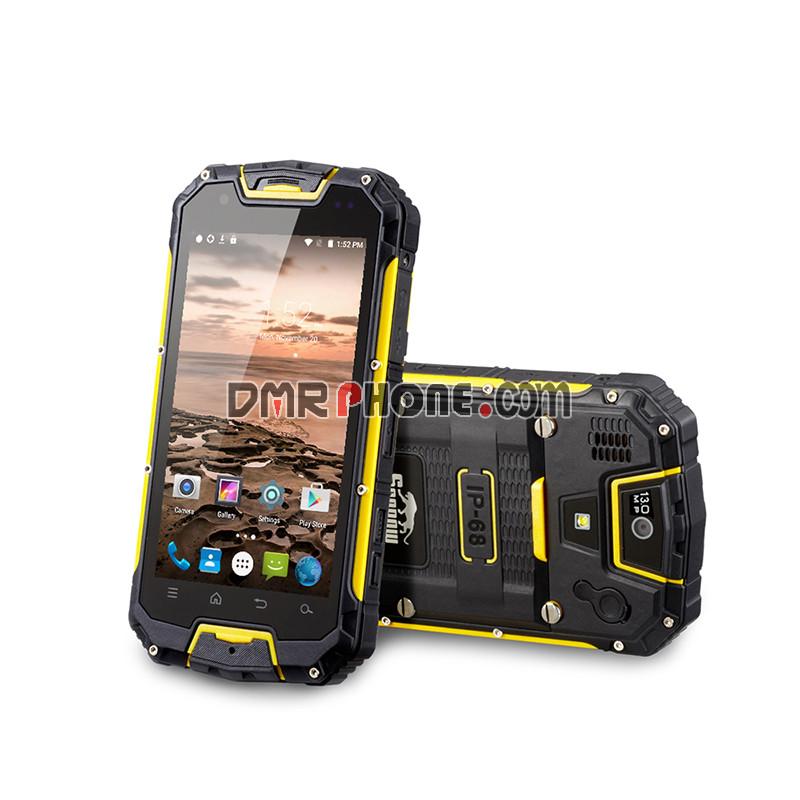 Snopow M5P IP68 Waterproof Rugged 4G Full Networks Phone UHF Radio