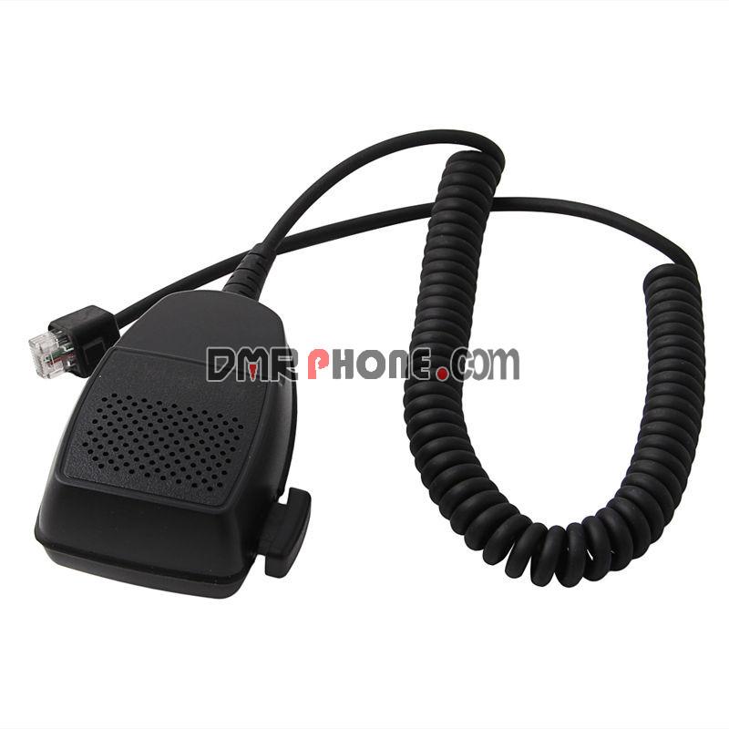 8-pin Speaker Mic Hand Microphone For Motorola Walkie Talkie Mobile Radios