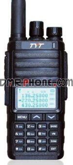 TYT Newest TH-350 Three bands Walkie Talkie 220MHz/UHF/VHF