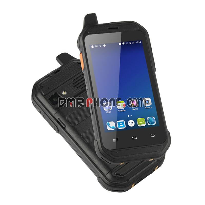 Alafone G01A Waterproof Android 4G Smartphone Zello PTT Walkie Talkie