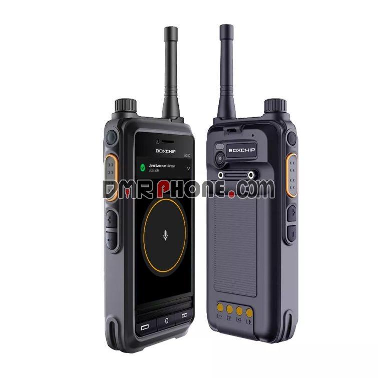 Boxchip S900A Plus DMR & 4G LTE GPS NFC PTT ZelloRadio