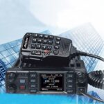 AnyTone AT-D578UV Mobile Car Two-band Digital DMR Radio