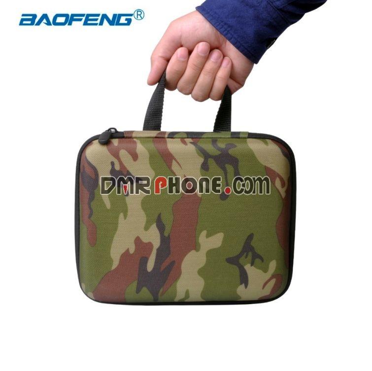 Handheld Two WayRadioBaofeng UV-5R series etc Carring Protect Case Bag
