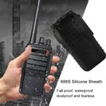 6pcs Protection Silicone Cover For Baofeng BF-888S 888S H777 H-777 Two Way Radio