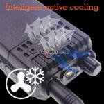 Dual PTT 20W Tri-power LEIXEN UV-25D Dual Band Radio