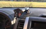 For Mobile Car Radio Yaesu Microphone RAM Hook Holder