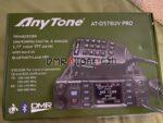 Anytone AT-D578UV PRO DMR Mobile Radio Dual Band Bluetooth GPS