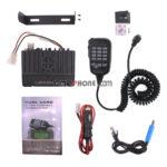 Mobile Radio Leixen VV-998 Transceiver Amateur Radio VV-898S Upgraded