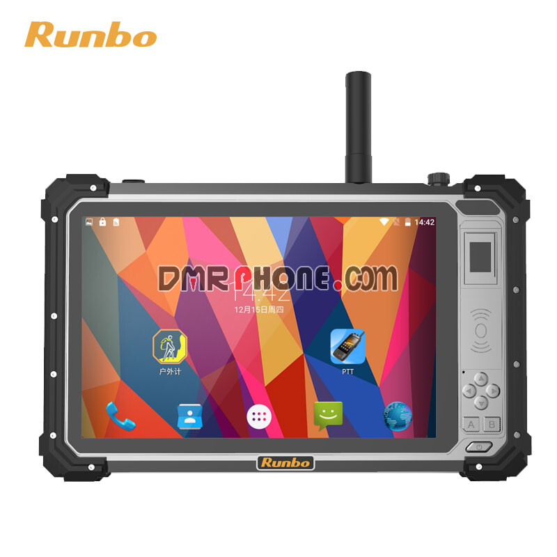 Runbo P5 4G LTE DMR GNSS RTK Military-grade Rugged Android Tablet for land surveying mapping RTK receiver