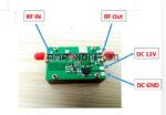 Two-way Radio HF UHF VHF 3.2W RF Amplifier 700MHZ / 30DB