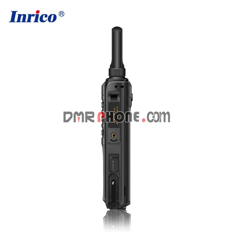 Global Service Network 4G LTE Inrico T520 Light Dual SIM POC Two-way Radio
