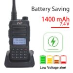 TYTTH-UV88 Handheld Radiowith Speaker Microphone Programming Cable Car Charger PTT Headset
